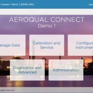 ANALIZADORES-AEROQUAL-Analizador de calidad de aire en ambiente-AQM65