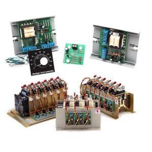 CONTROLES-AVATAR INSTRUMENTS-Controles de potencia por SCR-A6Z