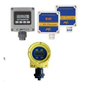 DETECTORES-ATI-Detectores de gases fijos-A12