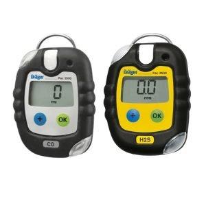 DETECTORES-DRAGER-Detectores de gases portátiles-PAC 3500