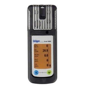 DETECTORES-DRAGER-Detectores de gases portátiles-XAM 5000