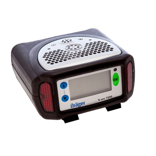 DETECTORES-DRAGER-Detectores de gases portátiles-XAM 7000