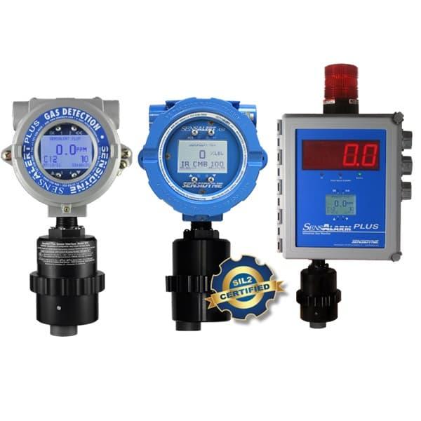 DETECTORES-SENSIDYNE-Detectores de gases fijos-SENSALERT