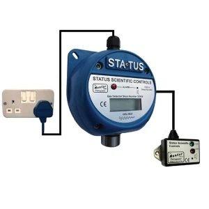 DETECTORES-STATUS SCIENTIFIC-Detectores de gases fijos-FGD14
