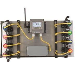 LINEA ANALITICA-ATI-Monitor de Calidad de agua multiparámetro MetriNet-METRINET ATI