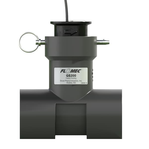 MEDIDORES DE FLUJO-GPI-FLOMEC-Medidores de flujo ultrasónicos de inserción-QSE 200