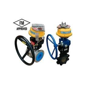 VALVULAS-BITORQ-Válvulas contra incendio con dispositivo de cierre-FLPHT SERIES