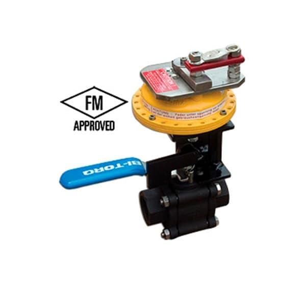 VALVULAS-BITORQ-Válvulas contra incendio con dispositivo de cierre-FLPLT SERIES