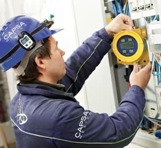 calibracion a detecroes fujos y portatiles para gases toxicos y combustibles-calibracion