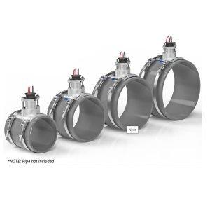 MEDIDORES DE FLUJO-GPI-FLOMEC-Medidores de flujo ultrasónicos de inserción-QSE 200 SILLETA